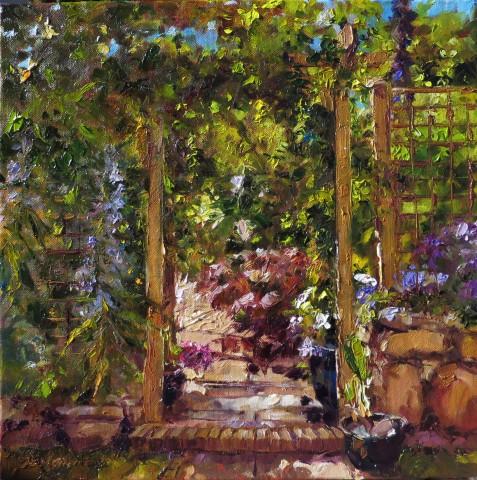 David Grosvenor, Garden Arch