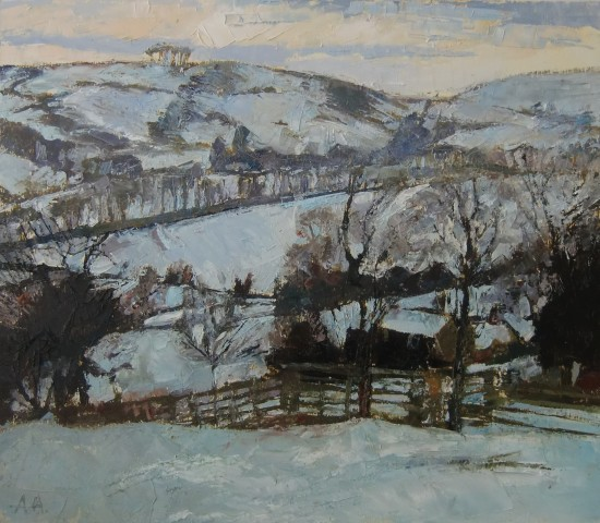 Anne Aspinall, Winter's Day