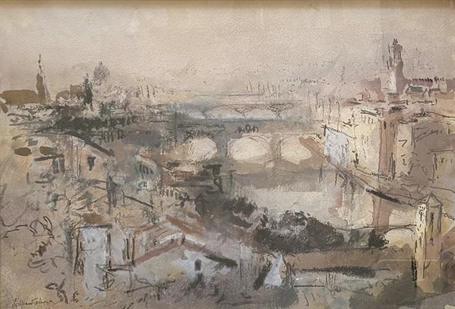 William Selwyn, Florence