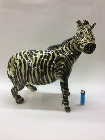 Willie Carter, Standing Zebra