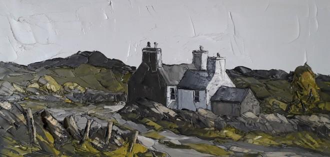 Martin Llewellyn, Farm Cottage near the Bwlch