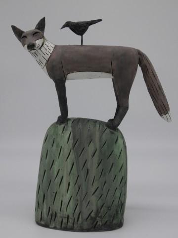 Anna Noel, Fox and Crow II