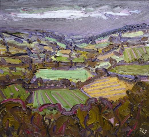 David Lloyd Griffith, Rain over Trofarth; Dry in Dyffryn Dulas
