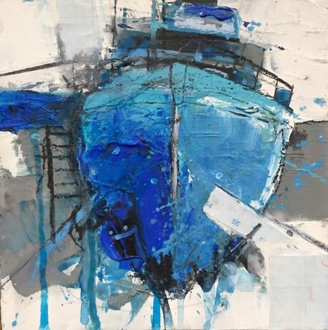 Pete Monaghan, Blue Boat