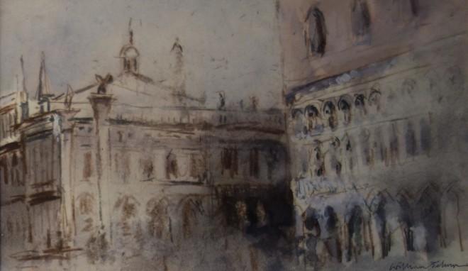 William Selwyn, The Piazzetta
