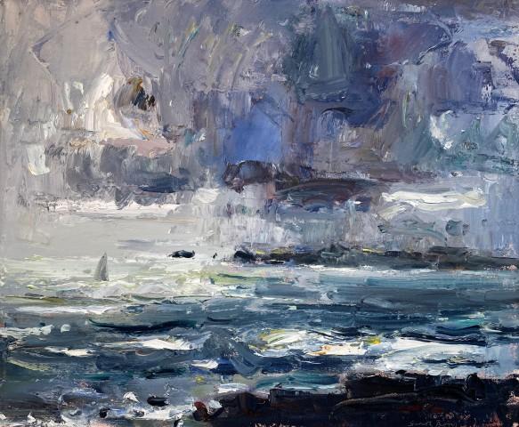 Gareth Parry, Hwylio arfordir Llŷn / Sailing the Coast of Llŷn