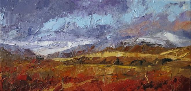 David Grosvenor, Yr Wyddfa / Snowdon