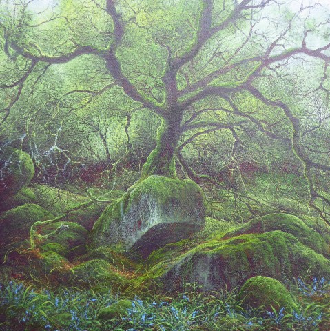 Gerald Dewsbury, Green on Blue
