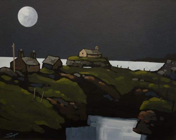 Stephen John Owen, Cwyfan at Night