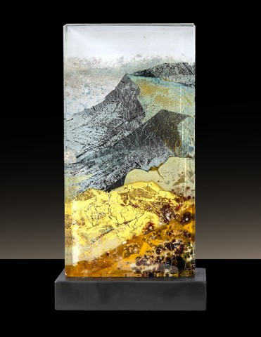 Kate Pasvol, Black Mountains looking East
