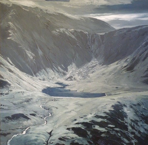 Colin See-Paynton, Another One of those Days - Cwm Idwal