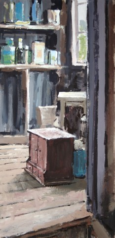 Matthew Wood, Ty Coch - Storeroom Box