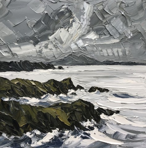 Martin Llewellyn, Grey Skies over Anglesey