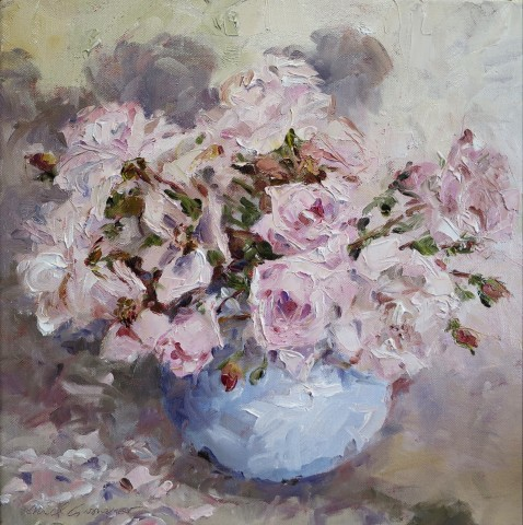 David Grosvenor, New Dawn Rose