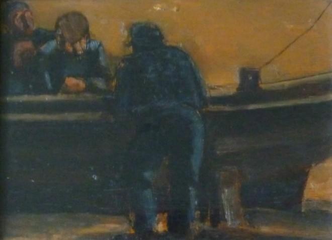 Josef Herman, Boatmen