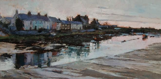 Anne Aspinall, Aberffraw, Evening