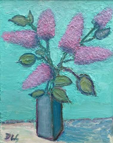 David Lloyd Griffith, Pink Buddleias