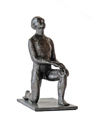 Llyr Erddyn Davies, Penglinio / Kneeling