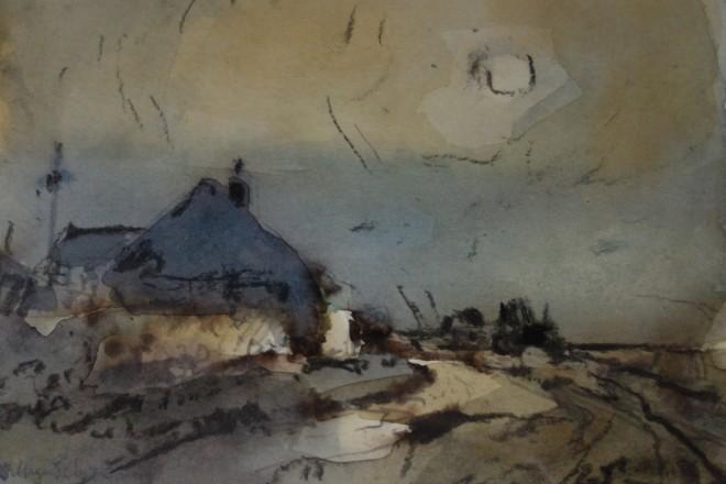 William Selwyn, Ty Calch
