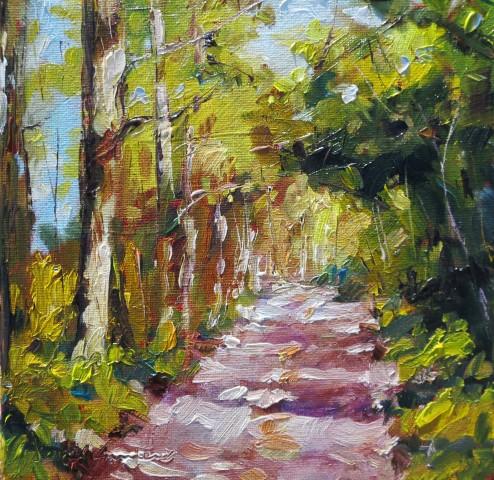 David Grosvenor, The Lane V