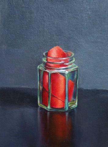 James Guy Eccleston, Ribbon in Jar