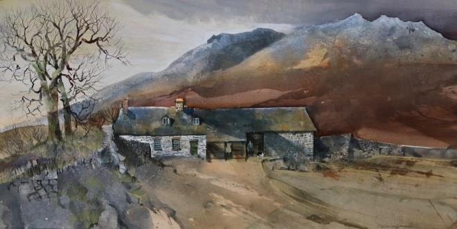 Malcolm Edwards, Llanerch y Cawr