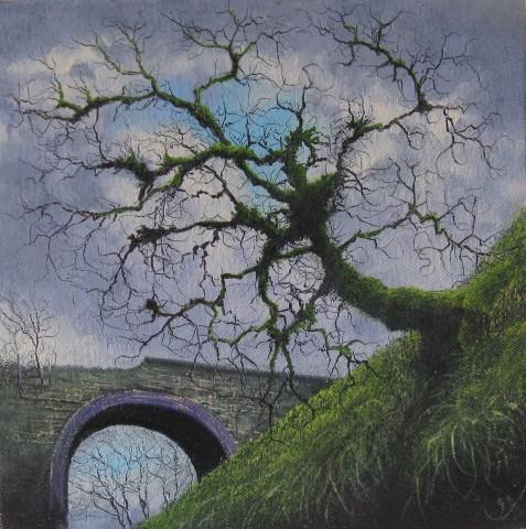 Gerald Dewsbury, Pont Aberderfel