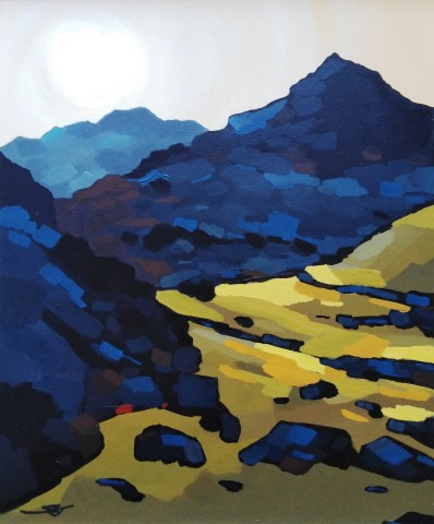 Stephen John Owen, Llanberis Pass