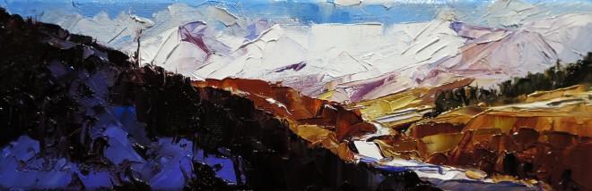 David Grosvenor, The Ogwen Valley I