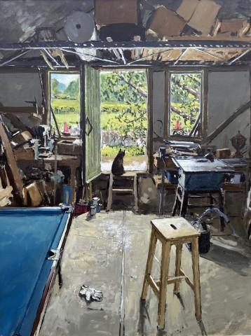 Matthew Wood, Workshop with Cat