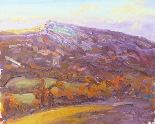 David Lloyd Griffith, Autumn - Dyffryn Dulas