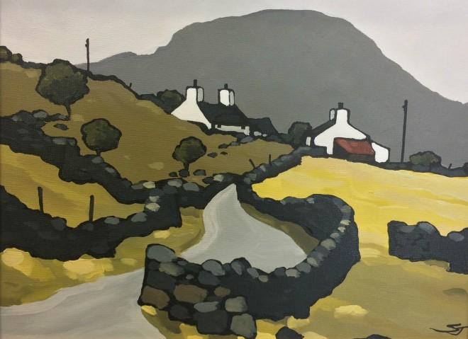 Stephen John Owen, Near Waunfawr