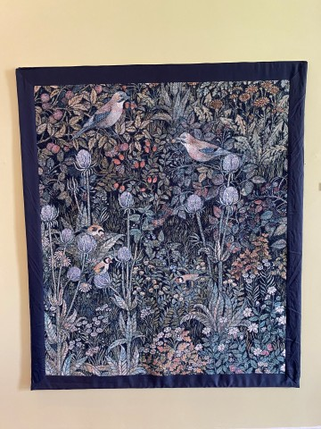 Barbara Winrow, Jays - Tapestry