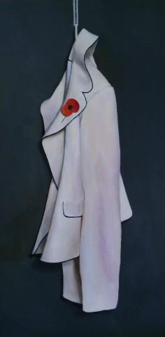 James Guy Eccleston, Jacket and Flower