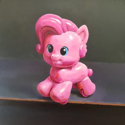 James Guy Eccleston, Pink Piglet in Peril
