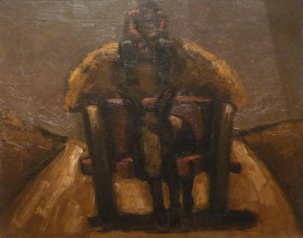 Josef Herman, The Late Return
