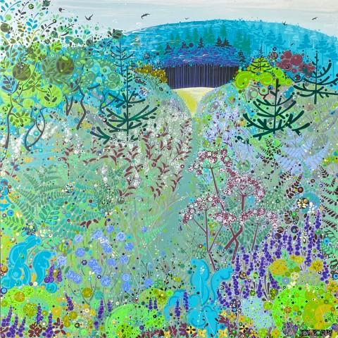 Katie Allen, Late Summer, Artist's Valley