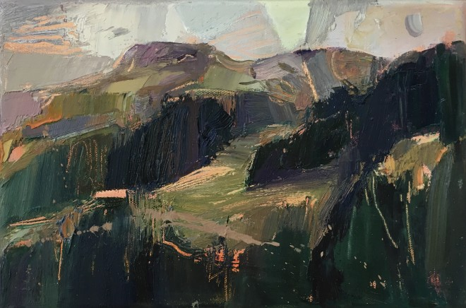 Beth Fletcher, Study from the Tollgate