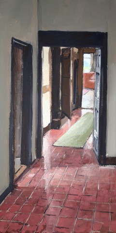 Matthew Wood, Rodd House - View to the Lounge