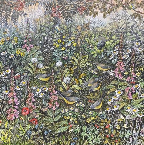 Barbara Winrow, Wagtails