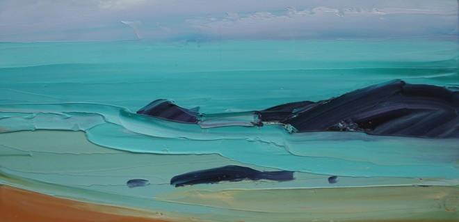 Sarah Carvell, The Calmest Tide