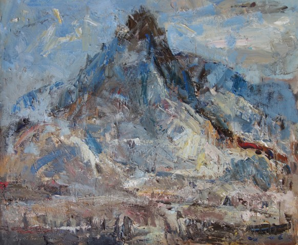 Gareth Parry, Mountain (Tryfan, Snowdonia)