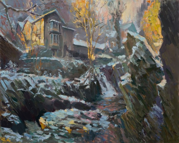 Rob Pointon, Snow at Betws y Coed