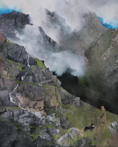 Malcolm Edwards, Shrouded Mountain