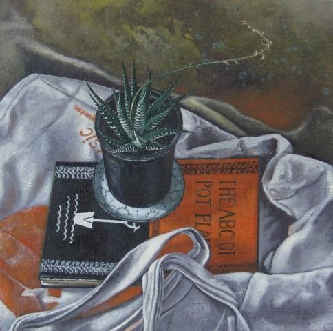 Kim Dewsbury, The ABC of Pot Plants