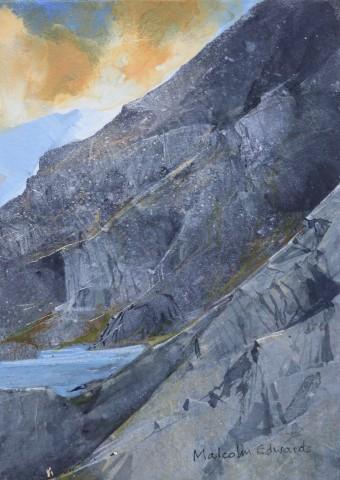 Malcolm Edwards, Mountain