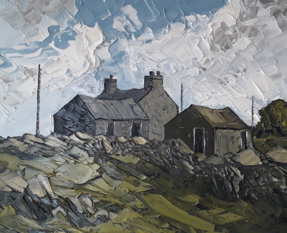 Martin Llewellyn, Cottages and Barns, North Wales