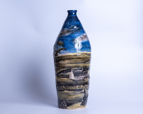 Helen Gittins, 'And the mountain ash in fruit'