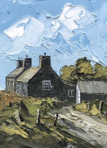Martin Llewellyn, Cottages, Summer