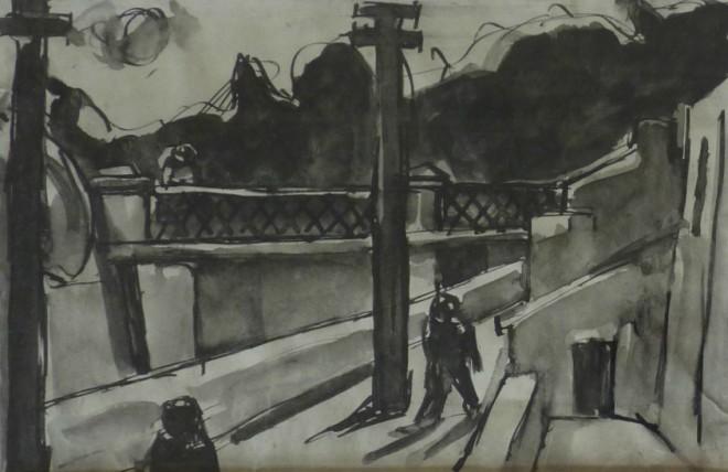 Josef Herman, Ystradgynlais